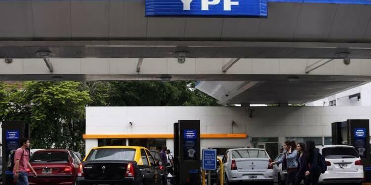 Repsol-Charge sur YPF, accord en vue avec l'Argentine