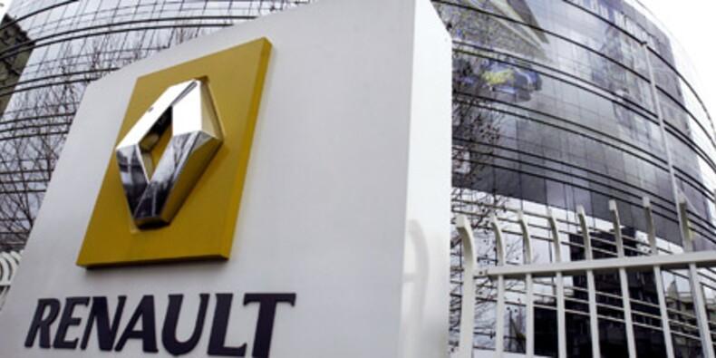 Les ventes mondiales de Renault ont bondi de plus de 30% en novembre