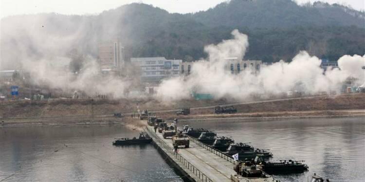 """Séoul promet une """"réponse forte"""" aux provocations de Pyongyang"""