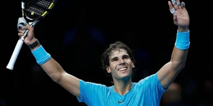 Tennis: Nadal bat Ferrer et conforte son rang de n°1 mondial