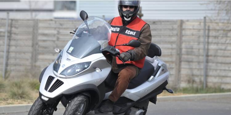 Piaggio relance la guerre des scooters