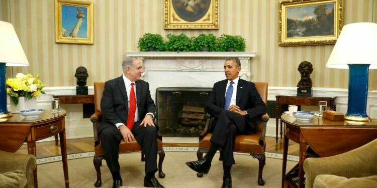 Obama reçoit Netanyahu pour sauver le processus de paix