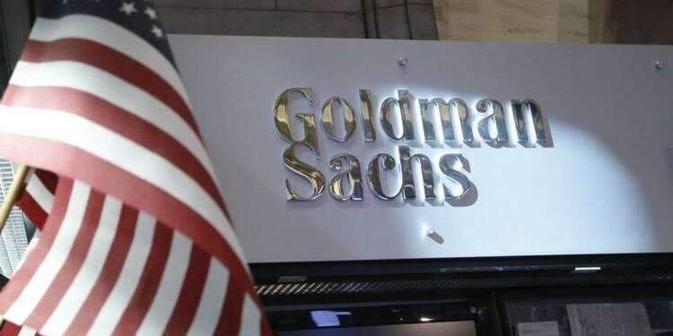 Le résultat de Goldman Sachs affecté par le trading obligataire