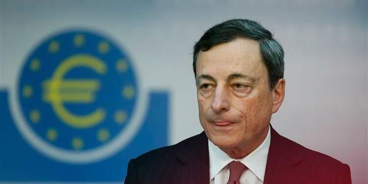 La BCE ne modifie pas ses taux directeurs