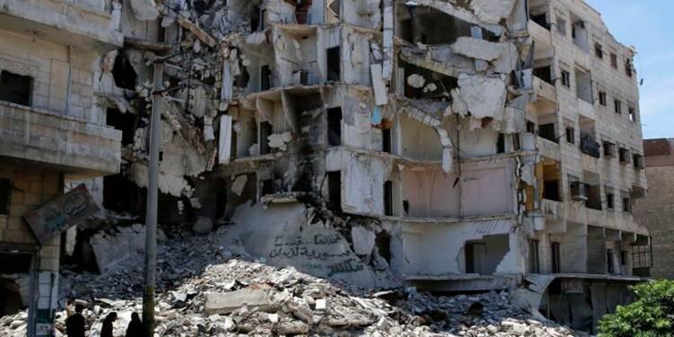 Le bilan en Syrie dépasse les 162.000 morts, selon l'OSDH