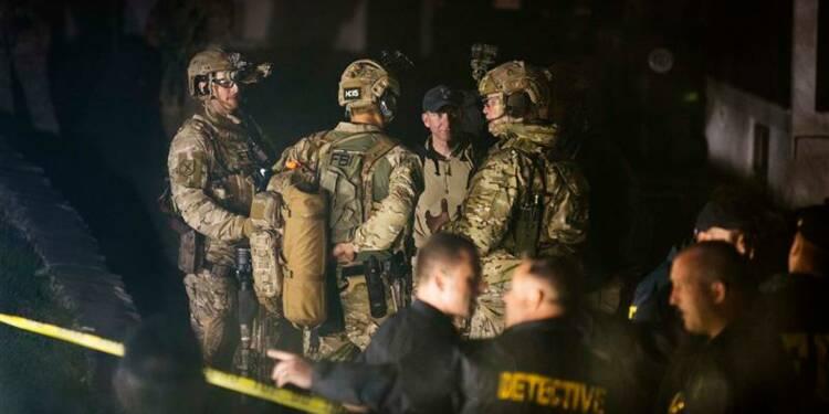 Fin de la traque à Boston, le deuxième suspect arrêté