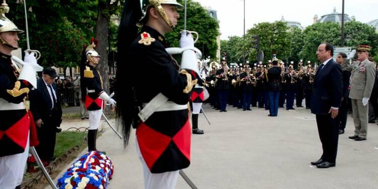 Hollande à Erevan pour le centenaire du génocide arménien