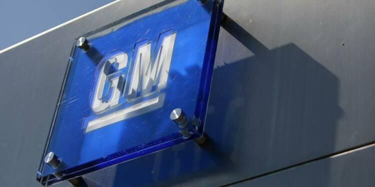 Le Trésor américain se dégage de General Motors, perte de 10 milliards de dollars