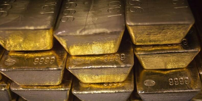 La demande d'or a dégringolé de 15% en 2013