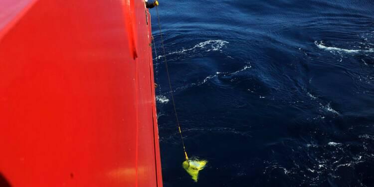 Le Boeing disparu s'est abîmé dans le sud de l'océan Indien