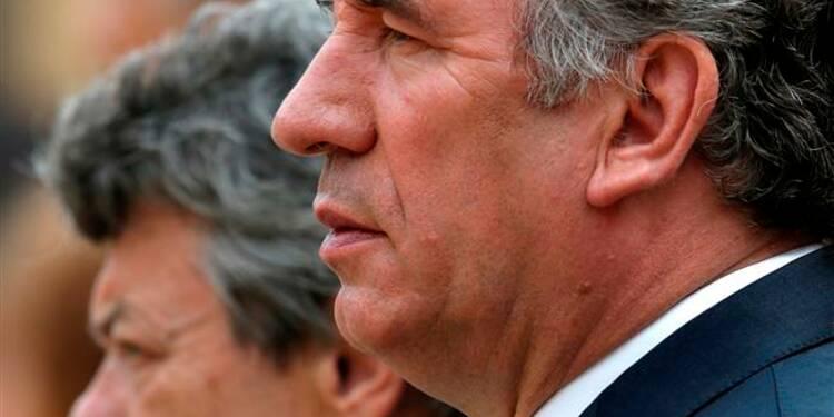 Le contrat d'alliance MoDem-UDI est prêt, dit François Bayrou