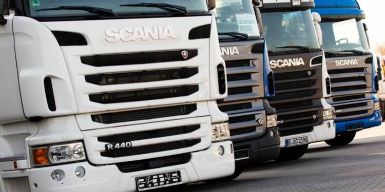 Volkswagen réussit son OPA sur Scania
