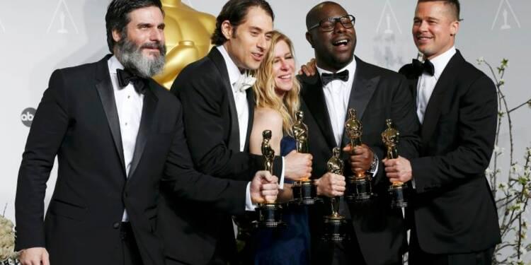 """Oscar du meilleur film à """"12 Years a Slave"""""""