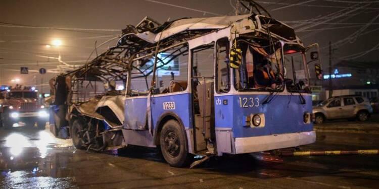 Le bilan des attentats de Volgograd s'alourdit à 33 morts