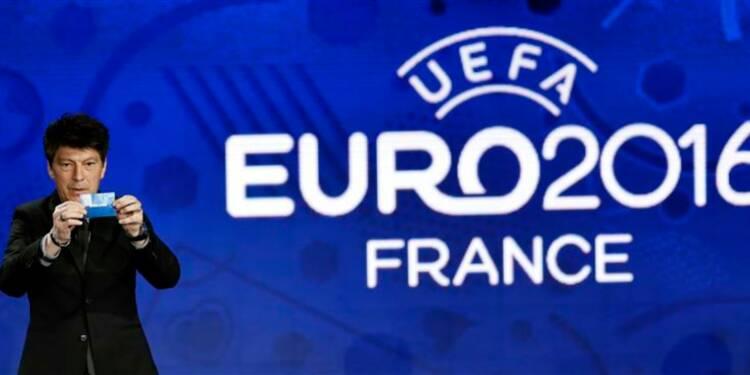 Euro2016: la France avec le Portugal, le Danemark et la Serbie