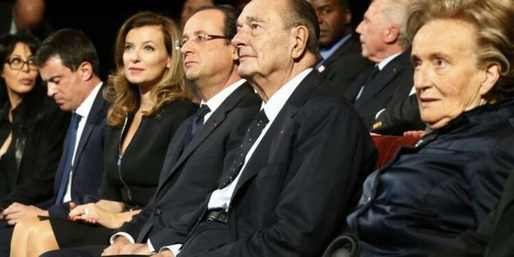 Jacques Chirac hospitalisé pour une intervention