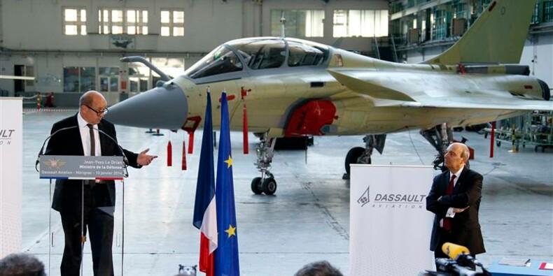 Un milliard d'euros pour moderniser le Rafale