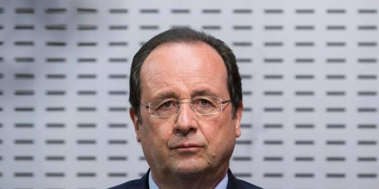 Anniversaire amer pour François Hollande