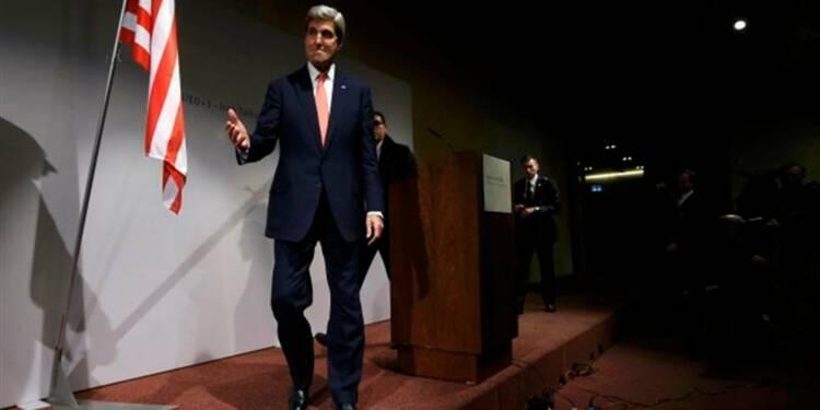 Les discussions sur l'Iran à Genève s'achèvent sans accord