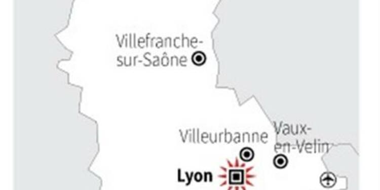 Un squat de Roms évacué à Lyon au lendemain d'un incendie