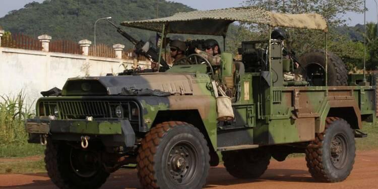 La France annonce des renforts européens en Centrafrique