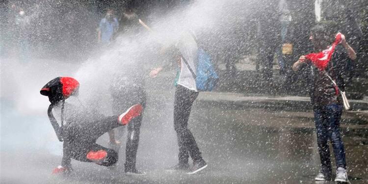 Quatrième journée de manifestations en Turquie