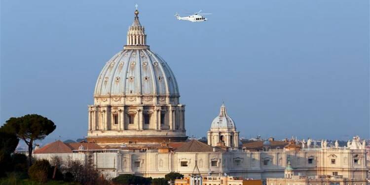 Benoît XVI se retire dans la discrétion