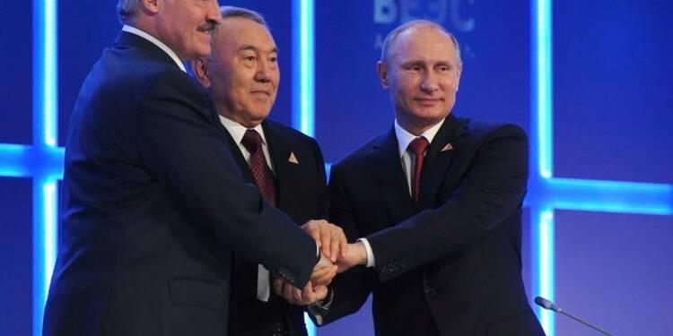 Union économique entre Russie, Kazakhstan et Biélorussie