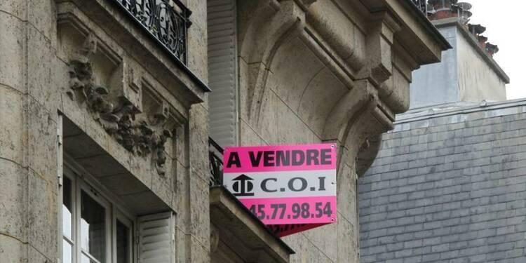 Baisse de 1,1% des prix de l'immobilier ancien au deuxième trimestre