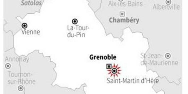 Un meurtrier présumé de la Saint-Sylvestre arrêté dans l'Isère