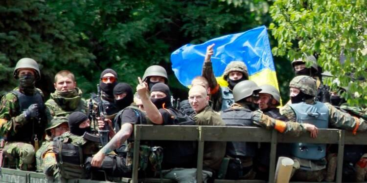 L'armée ukrainienne a repris Marioupol aux rebelles pro-russes