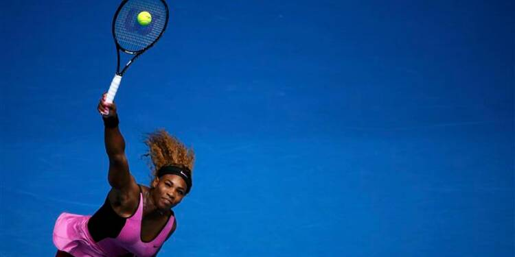 Open d'Australie: Serena Williams victime d'Ana Ivanovic en 8es