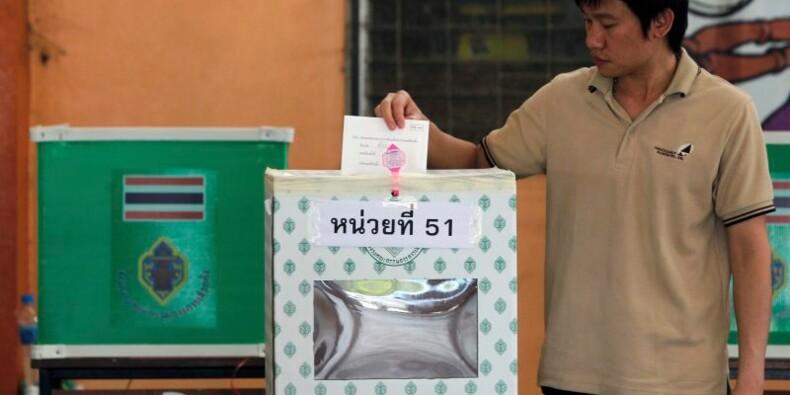 Les Thaïlandais à nouveau aux urnes dans cinq provinces