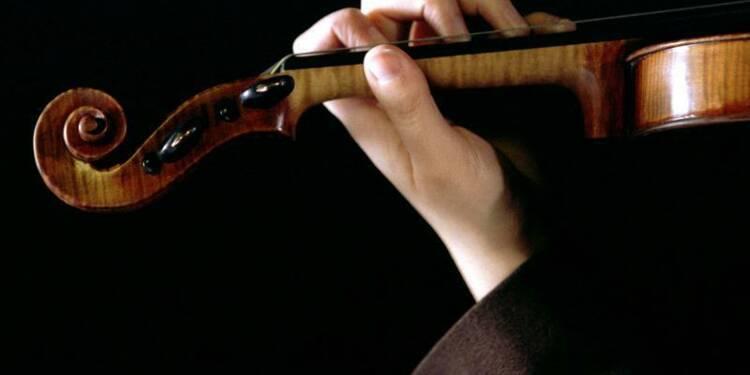 Une récompense de 100.000 dollars pour un Stradivarius volé