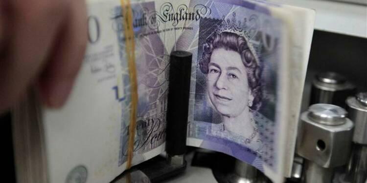 L'économie britannique multiplie les signes de reprise