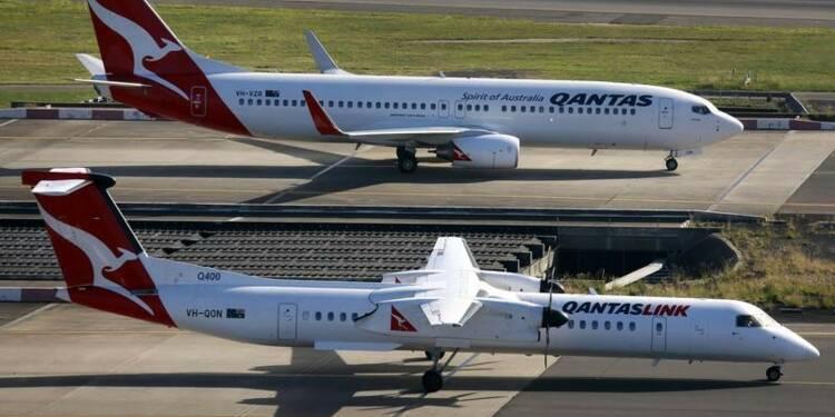 Le gouvernement australien envisage d'aider Qantas Airways