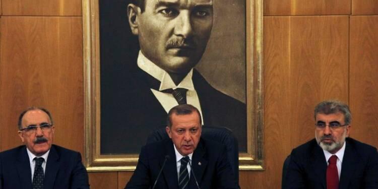 Erdogan à l'offensive en Turquie après sa victoire électorale