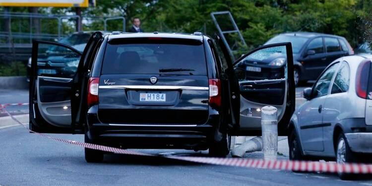 Deux blessés par balles devant un hôpital à Nice