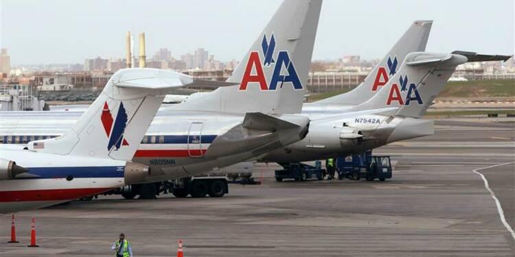 L'informatique cloue au sol la flotte d'American Airlines