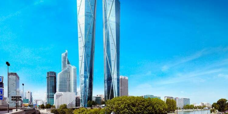 Financement russe en vue pour les tours Hermitage de la Défense