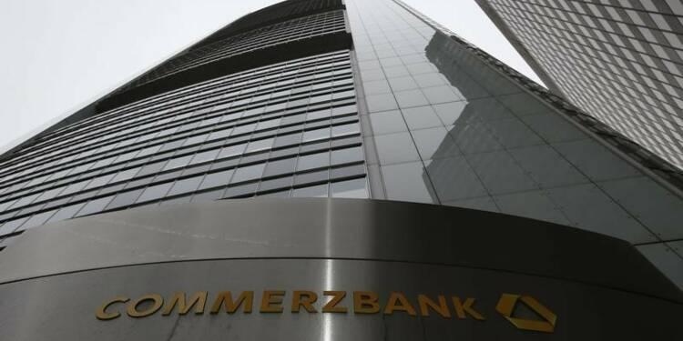 RPT-SocGen et Santander songent à un partenariat avec Commerzbank