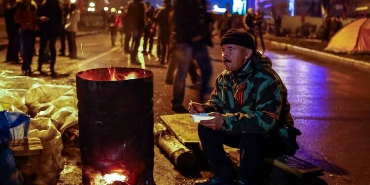 Moscou se veut rassurant sur ses troupes aux abords de l'Ukraine