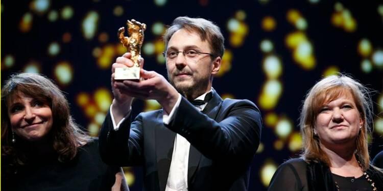 """L'Ours d'or pour le film roumain """"Child's Pose"""" à Berlin"""