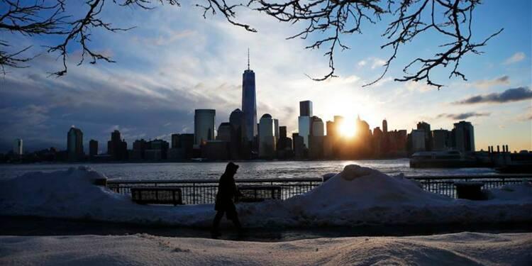 Tempête polaire aux Etats-Unis, chaos dans les transports