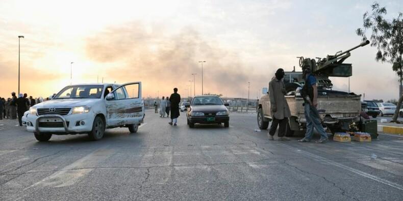 Kirkouk aux mains des Kurdes, l'EIIL avance vers Bagdad