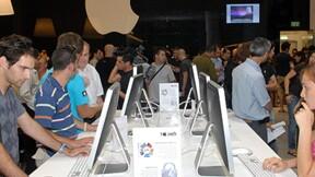 Comment Apple transforme ses magasins en cash machines