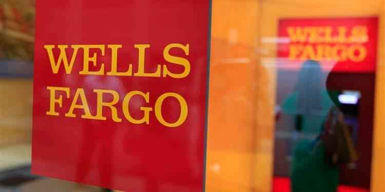 Wells Fargo bat le consensus en perdant moins sur les crédits
