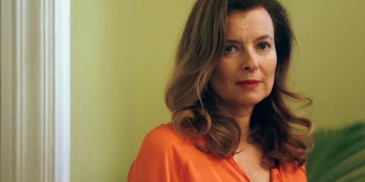 Closer condamné à verser 12.000 euros à Valérie Trierweiler