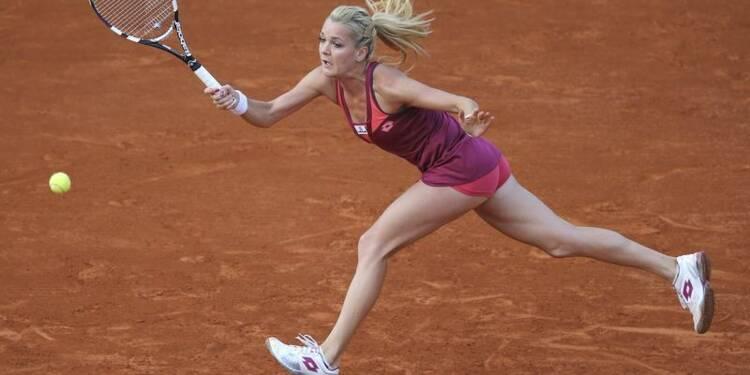 Roland-Garros: Agnieszka Radwanska tient son rang, va en quart