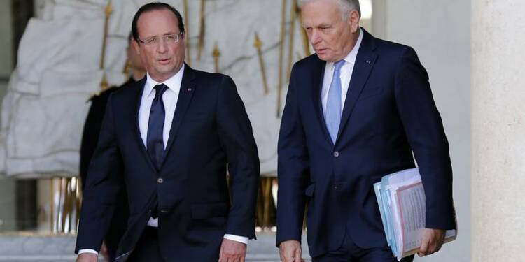 François Hollande recadre ses ministres sur le dossier des Roms